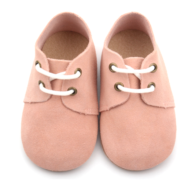 Baby Oxford Shoes Soft Sole