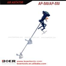 Clamping Air Agitator Luft Farbmischer Luftschläger 1 / 2HP S / S Laufrad