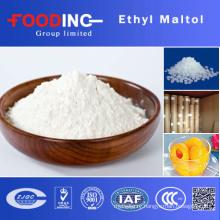 Natural Flavor Ethyl Maltol Price Supplier!