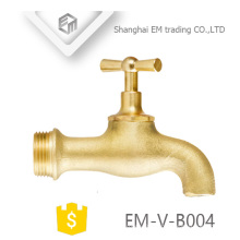 EM-V-B004 Professional creative new style brass italy bibcock