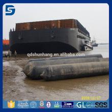 Airbag marino de goma neumática para el lanzamiento y Lifitng de la nave