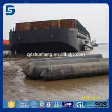 Airbag marinho de borracha pneumática para o lançamento e o Lifitng do navio