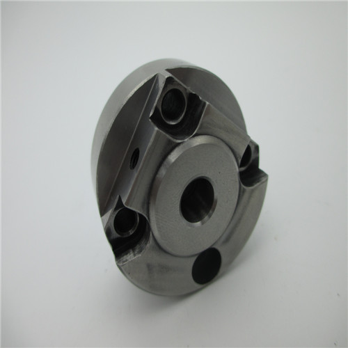 Custom Machining Turning Industrial Machinery Components Partial Hard Chrome