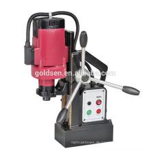 1500W 23mm 13000N doppelte Gebrauch bewegliche magnetische Bohrmaschine GW8080