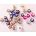 Double-color Rhinestone Rivets, Shoes Accessories, Garment Accessories
