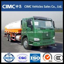 Sinotruk HOWO 6X4 Fuel Tank Truck 22000L
