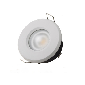 IP44 GU10 MR16 coupe-feu LED Down Light Fitting