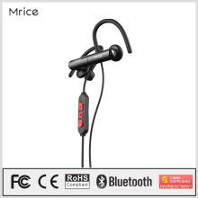 Tampão de ouvido de alumínio Bluetooth Sport S4