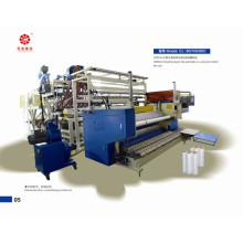 Berühmte LLDPE-Kunststoffpalettenverpackungsfolienmaschinen