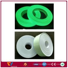 glowing pvc film sheeting /Glow in the Dark Photo Luminescent adhesive vinyl film paper sheet