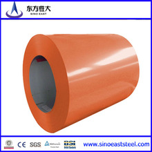 Yellow SPCC Galvanzied Coil (SINO EAST-32)