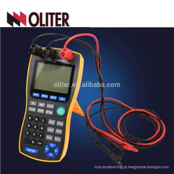 termopar pt100 rtd temperatura multifunções calibrador 4-20ma