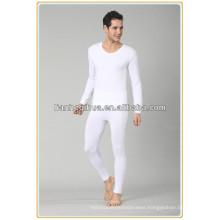 new warm shapewear long sleeve and long johns,men seamless sports underwear
