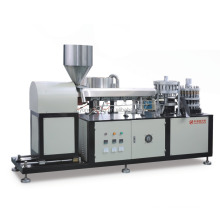 Automatic plastic cap lining machine cap machinery for injection molding bottle cap with plastic insert (TPE)