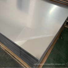 Factory Supply Gold Acrylic Sheet Mirror Sheet With PE Protective Film