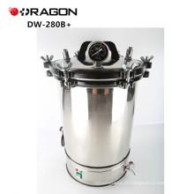 Stérilisateur portatif de vapeur d'hôpital de prix d'autoclave de pression