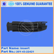 PC200-7 INSERT 20Y-43-22421