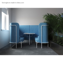 Custom Made Office Privacy Meeting Pod From Mingle Furniture