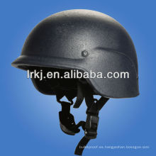 policía aramid pagst anti bala casco