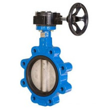 Manual Operated Lug Type Butterfly Valve