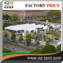 Starkes Aluminium und hochwertiges PVC-Material Riesen Schulter Zelte zum Verkauf mit Eingang Pagode Zelte 5X5m