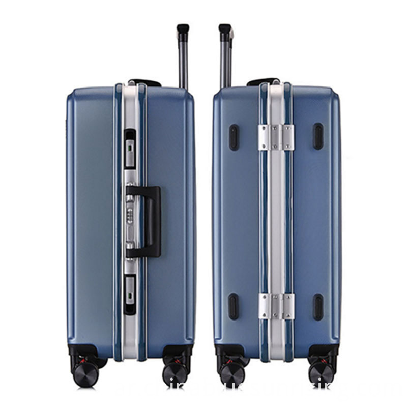 Abs+pc trolley luggage
