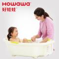 Baignoire bébé avec thermomètre pour bébé
