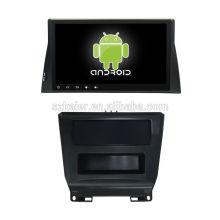 Quad core! Android 6.0 voiture dvd pour Honda Accord avec écran capacitif 10,1 pouces / GPS / lien miroir / DVR / TPMS / OBD2 / WIFI / 4G