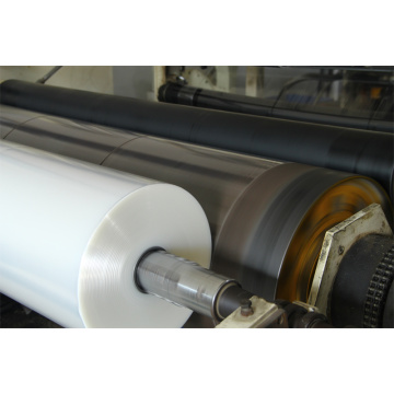 50 mikron polietilena jumbo stretch wrapping film