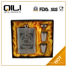 hip flask special gifts for his 18th birthday