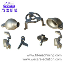 High Precision Ductile Iron Lost Schaumguss