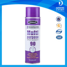 Sprayidea 90 non-toxic spray adhesive for lightweight materials and EPS foam