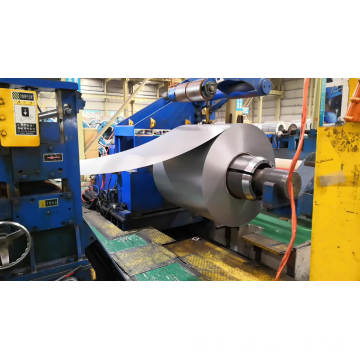 Spcc Dan Sphc Material Cold Rolled Steel Coil