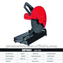 355mm Fräser, hochwertiger Werkzeugmaschinenschneider mit hoher Qualität