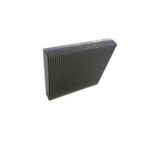 Profils d'aluminium 6063 ou 6005