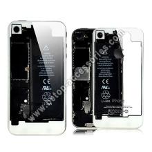 iPhone4 transparente LCD Assemblée
