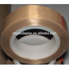 China top 3 fabricante Cintas adhesivas adhesivas de vidrio de teflón de aislamiento térmico