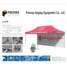 3 * 3m 3 * 4.5m Tenda dobrável com Poly UV-Proteção 2016