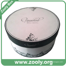 Custom-Made Quality Paper Hat Box / Printed Paper Gift Box with Lid