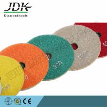Almofada de polimento flexível Jdk Wet Diamond