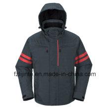 Winter-Industrielle Arbeitskleidung Sicherheitsweste mit Relfective Bänder