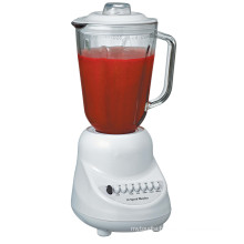 10 Speed Press-Button with 1500ml Thick Glass Jar Blender (WHB-010)