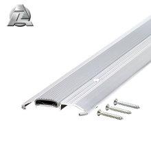 China fabricante de limiar de alumínio anodizado de alta qualidade