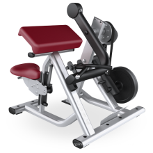 équipement de musculation de gymnase Bicep Curl / équipement de conditionnement physique bicep machine d'entraînement pour la vie
