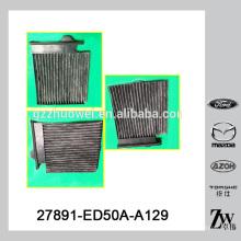Filtre à charbon auto activé pour voitures 27891-ED50A-A129
