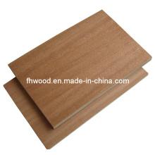 Sapele шпонированная фанера для мебели и декора