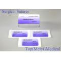 Хирургический шов с иглой (Catgut / PGA / нейлон / шелк)