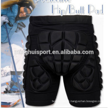 Motocross Moto Skate pantalons Moto Hip Pantalons Protecteur Veste Pantalon Pad
