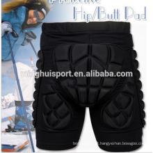 Motocross Moto patim calças motocicleta Hip calças protetor jaqueta calça pad