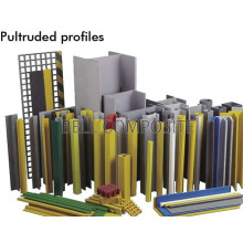 Pultruded Fibreglass Profiles, Pultruded GRP Profiles, Pultruded Profiles